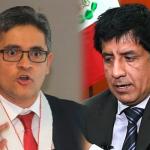 Fiscalía investigará a Concepción Carhuancho y Domingo Pérez