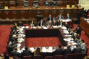 Otorgan 15 días hábiles a subcomisión por caso Chávarry
