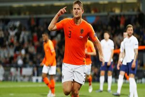 ¡Fin de la novela! Matthijs De Ligt es nuevo jugador de la Juventus