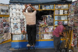 Impiden venta de su diario favorito: EXPRESO