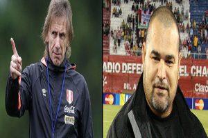 "Ricardo Gareca le responde a Chilavert: ""Tengo un gran respeto por él. Debemos aceptar las opiniones. Yo no critiqué a Messi"""