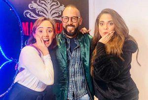 """Sandra Muente busca convertirse en protagonista del musical """"Hadas"""""""