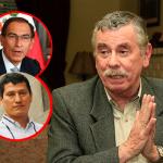 """Rospigliosi: """"Colchado está protegido por Vizcarra y medios de prensa"""""""