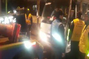 Miraflores: Inspectores intervienen a cúster con deuda de 2 millones de soles