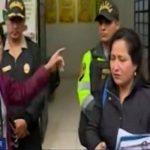 Madre de familia denuncia que director del colegio la agredió