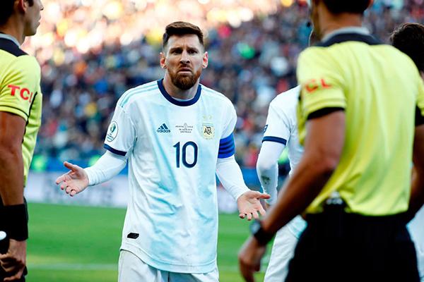 ¿Dirigido para Messi? Conmebol respondió a las acusaciones de corrupción
