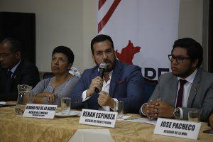 Alcaldes exigen anular Rutas de Lima