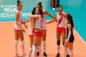 Perú vence a China en su debut en el Mundial Sub20 de Voley