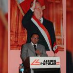 Excandidato de Acción Popular recibió dinero de Odebrecht