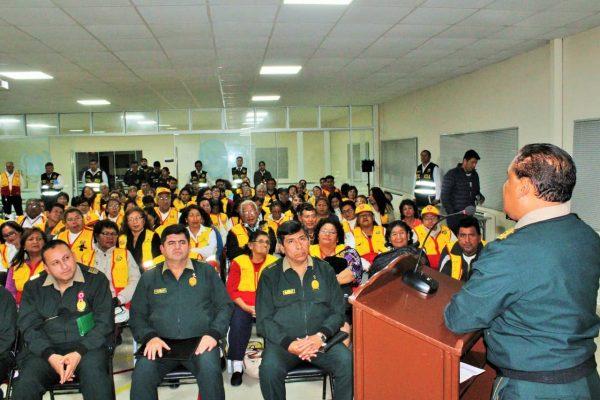 Policía en el Callao une fuerzas a sus  juntas vecinales contra la delincuencia