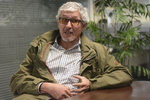 "Umberto Roncoroni presenta libro ""Rutas de escape"""