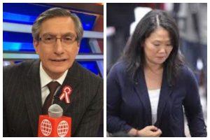 """Federico Salazar sobre Keiko Fujimori: """"Corresponde que se investigue en libertad"""""""