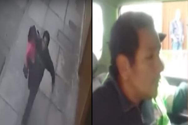 Capturan a sujeto que intentaba secuestrar a niña de tres años