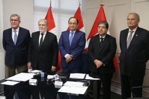 TC se distancia de reforma judicial por apresurada