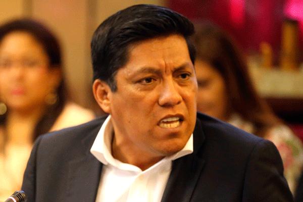 Zeballos: Alternativa de disolver el Congreso sigue vigente «hoy y mañana» [VIDEO]