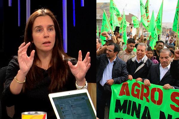 Tía María: congresistas y grupos radicales están azuzando al pueblo