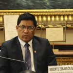 Línea de autoridad del Ministerio de Justicia ha sido vulnerada