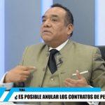 ¿Se pueden anular los contratos de peaje en Lima?