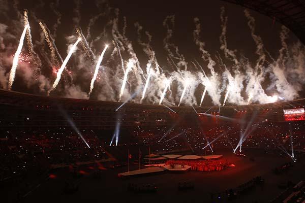 Lima 2019: Así se vivió la Clausura de los Juegos Panamericanos [FOTOS]