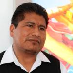 Capturan en Lima a Walter Aduviri