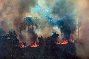 También Amazonía peruana arde… [INFOGRAFÍA]