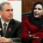 """Del Solar sobre Montenegro: """"[Su opinión] no representa la del gabinete. Bartra es una congresista seria"""""""