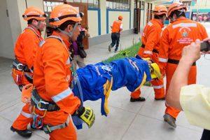 Cenepred: Hoy probarán capacidad de respuesta antes sismos
