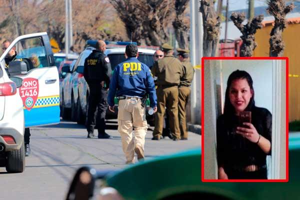 Chile: Peruana es asesinada por un venezolano tras una discusión [VIDEO]