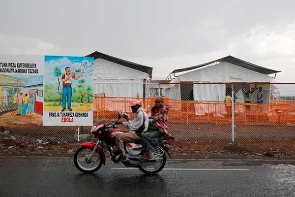 Más de 2,000 muertos por brote de ébola en el Congo
