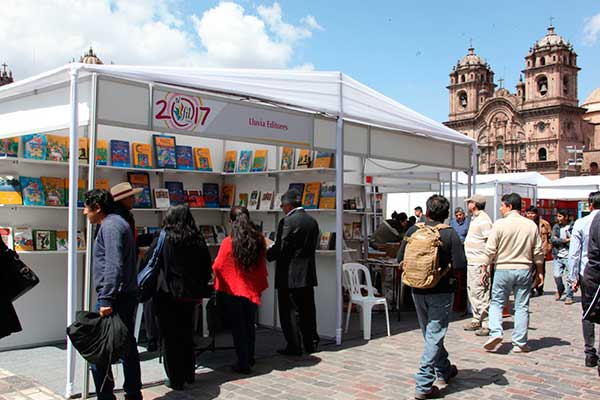 Arranca la Feria del Libro Cusco 2019