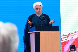 Hassan Rouhani descarta hablar con Gobierno de EE.UU.