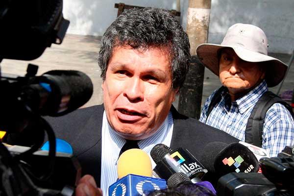 """Heriberto Benítez: """"Toledo no es un prófugo de la justicia, está fuera del país"""""""