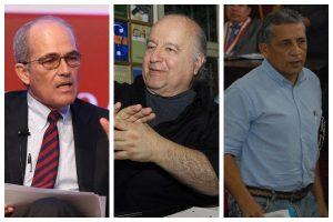Giro espectacular: De Soto convoca a Roque Benavides