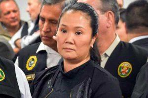 Alertan que jueza Castañeda puede congelar caso de Keiko