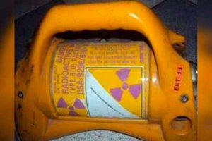 VES: IPEN alerta robo de camión con peligroso material radioactivo