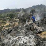 Incendios forestales afectan seis regiones, señala Indeci