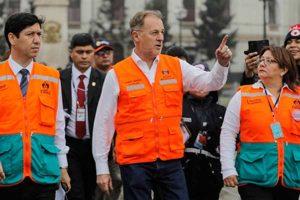 UNMSM: Jorge Muñoz anunció que no se construirá la oreja vial