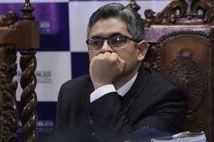 Cadena de errores del fiscal José Domingo Pérez