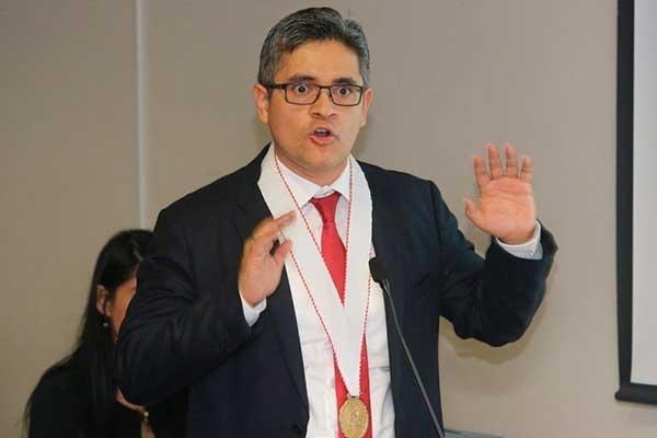 PJ: José Domingo Pérez pidió irregularmente celular de Alan García