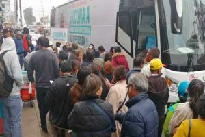 Minsa: Bus de la Vacunación recorre Lima para inmunizar a niños