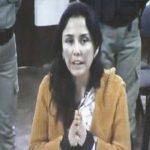 Nadine Heredia: PJ verá el miércoles 21 de agosto apelación de la ex primera dama