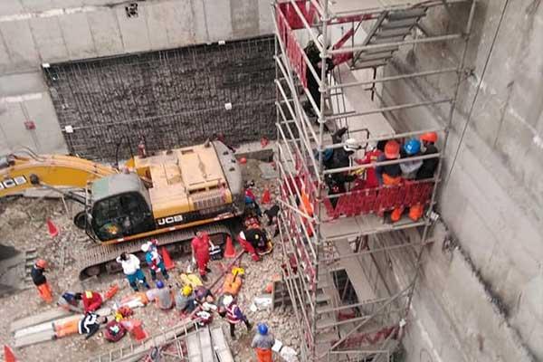 Muere tercer obrero tras accidente en obra de Petit Thouars