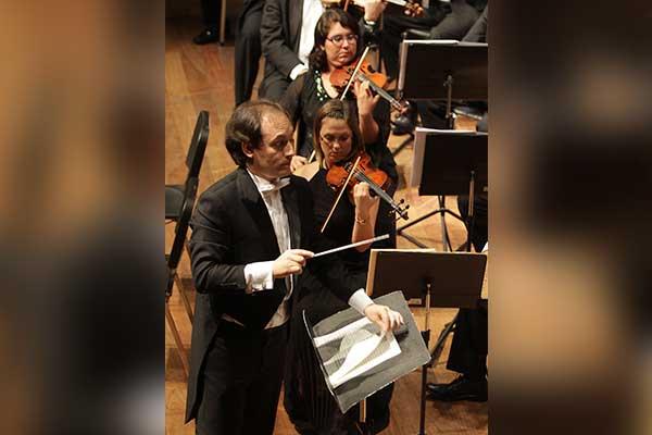 """Orquesta Sinfónica Nacional de Perú ofrece galas de """"Valses y Ópera»"""