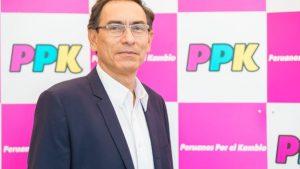 Martín Vizcarra: Peruanos por el Kambio tuvo financiamientos cuestionados