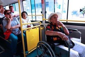 Personas con discapacidad gastan más en transporte