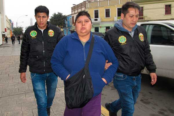 San Luis: Mujer asesina a su madre sexagenaria