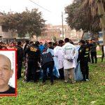 Santa Anita: asesinan a balazos a empresario de abarrotes