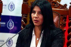 Caso Interoceánica Sur: Autorizan viaje de procuradora Silvana Carrión a Brasil