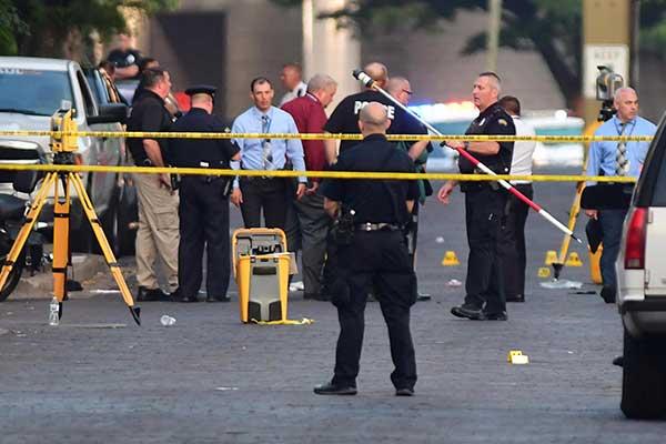 Tiroteo en Dayton: Al menos 10 muertos y 16 heridos en el segundo tiroteo en EE.UU.