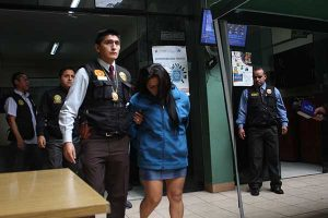 Venezolanos dirigían red de explotación sexual en SJM y SJL